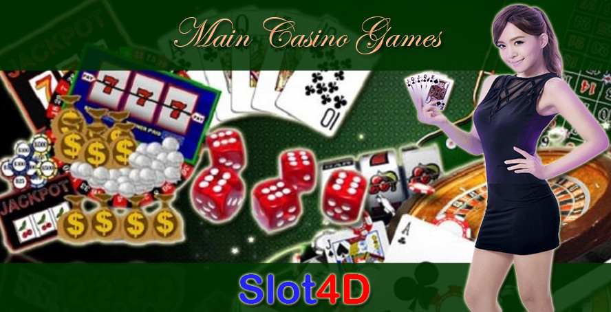 Main Casino Games